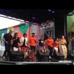 Toronto Mayoral Candidates Dance at Salsa on St. Clair