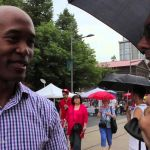 Salsa on St.Clair Fan Shows Off Sweet Dance Moves