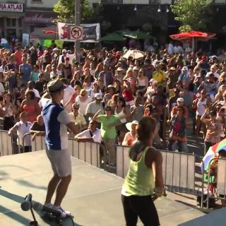Zumba Pa`Ca ENERGIZING People With ZUMBA!