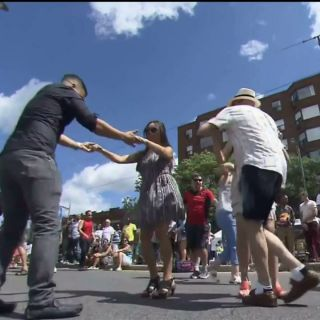 TD Salsa in Toronto LIVE on CTV 11pm - Sat July 9th
